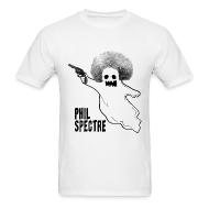 T-Shirts ~ Men's T-Shirt ~ Phil SPECTRE T