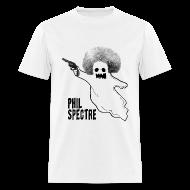 T-Shirts ~ Men's T-Shirt ~ Phil SPECTRE T