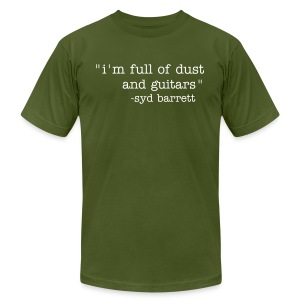 Syd's quote shirt - Men's Fine Jersey T-Shirt