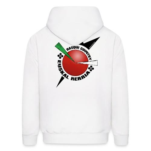 Basque Country logo - Men's Hoodie