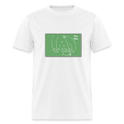 hail mary - Men's T-Shirt