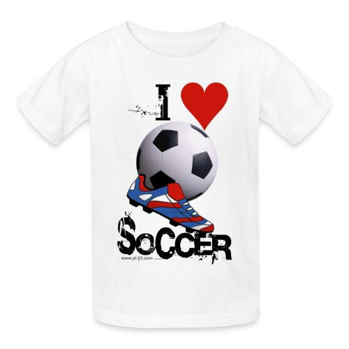 Soccer kid - Kids' T-Shirt