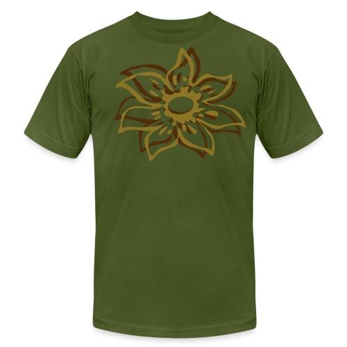 I Ate the Lotus - Men's Fine Jersey T-Shirt