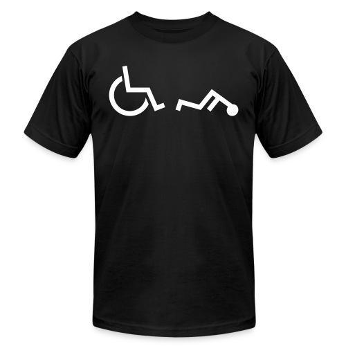 Oops Men's Jersey Tee (AA Brand) - Men's Fine Jersey T-Shirt
