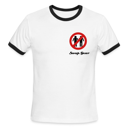 No M/M Ringer T - Men's Ringer T-Shirt