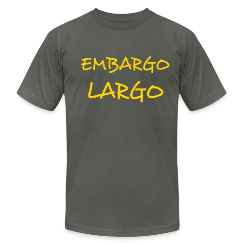 EMBARGO LARGO - Men's Fine Jersey T-Shirt