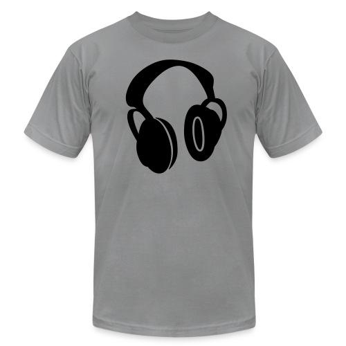 Headphones - Men's Fine Jersey T-Shirt