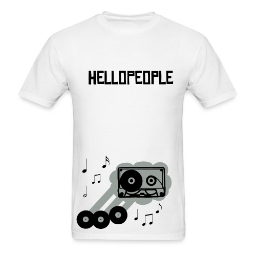 THE HELLOPEOPLE T-2 - Men's T-Shirt