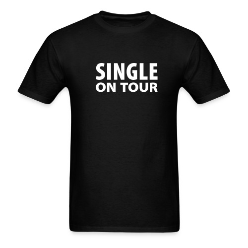 BCR New Black Tee - Men's T-Shirt