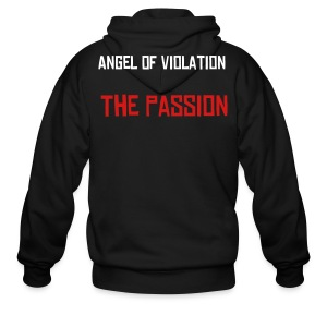 The Passion Zipper - Men's Zip Hoodie