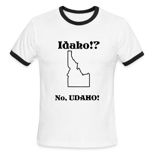 Idaho Men - Men's Ringer T-Shirt