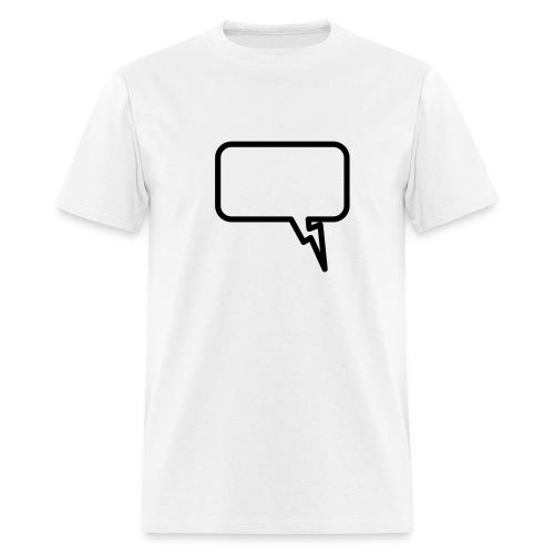 Underscore skateboards - Men's T-Shirt