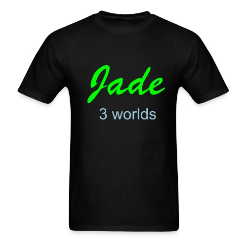black jade men shirt - Men's T-Shirt