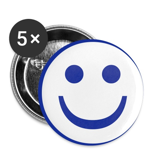 Smiley Face Buttons - Small Buttons