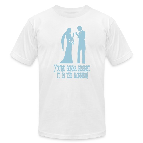 Just say no...to marraige - Men's  Jersey T-Shirt
