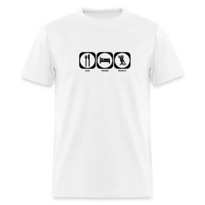 Eat Sleep Dance  - Men's T-Shirt