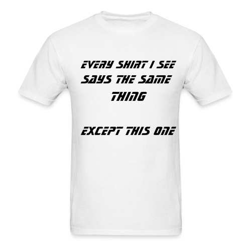 Every Other Tee - Men's T-Shirt