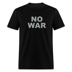Sonic Justice No War T - Men's T-Shirt
