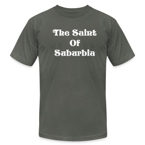 The Saint of Suburbia Tee - Men's Fine Jersey T-Shirt