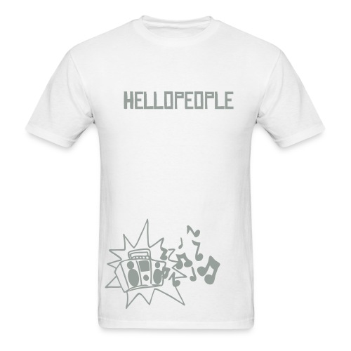 The HELLOPEOPLE T-1 - Men's T-Shirt