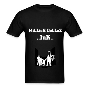 Millions Ink Misled By:Misled - Men's T-Shirt