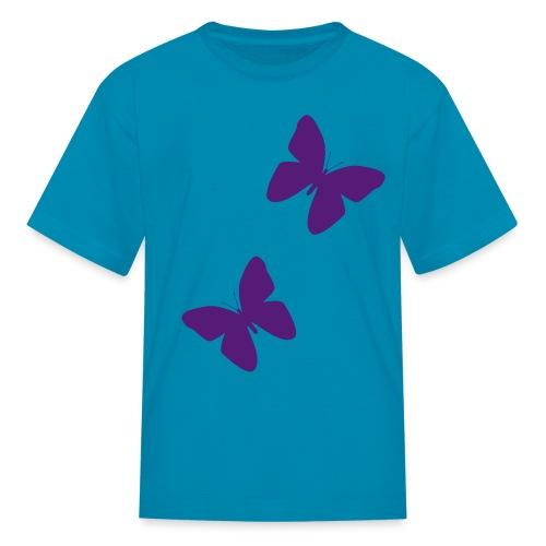 Papillons - T-shirt classique pour enfants