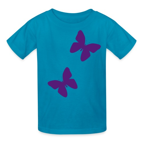 Papillons - Kids' T-Shirt