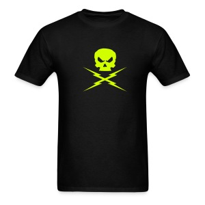 Neon Yellow - DEATH PROOF T-SHIRT - Men's T-Shirt