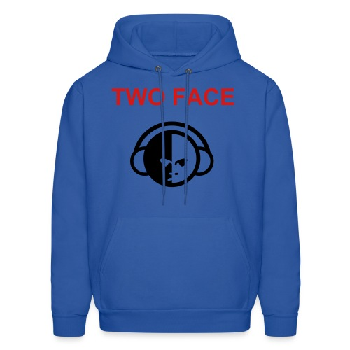 Two face product 4(unisex) - Men's Hoodie