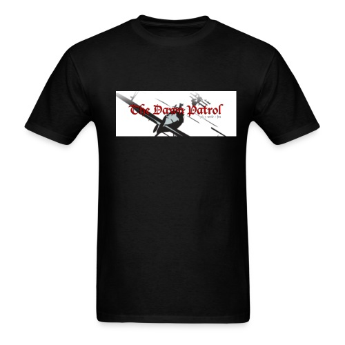 Dawn Patrol Radio [DawnPatrol:M:T] - Men's T-Shirt