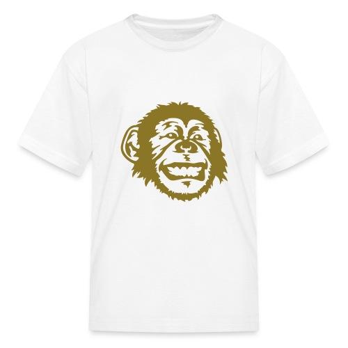 Funny Monkey - Kids' T-Shirt