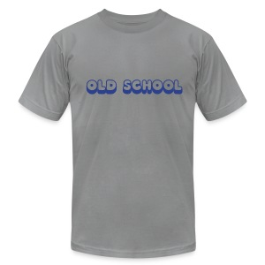 Old School - Men's Fine Jersey T-Shirt