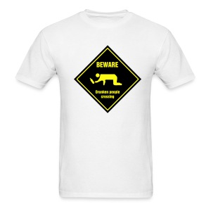 Crossing - Men's T-Shirt