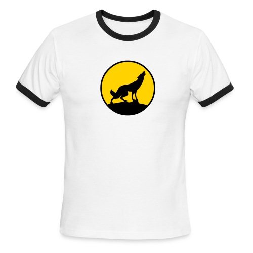 Coyote - Men's Ringer T-Shirt
