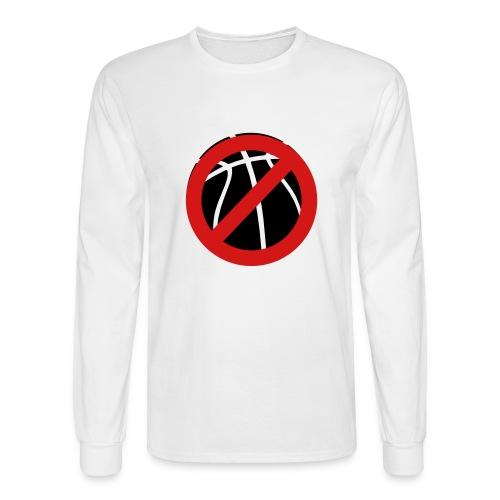 No balls - Men's Long Sleeve T-Shirt