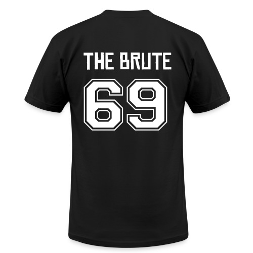 THE BRUTE jersey - Men's Fine Jersey T-Shirt