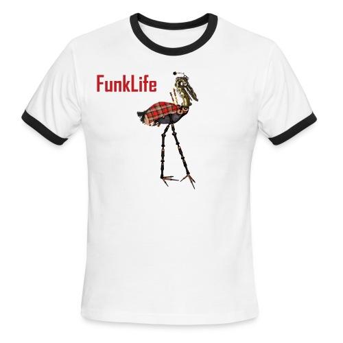 FunkLife - Men's Ringer T-Shirt