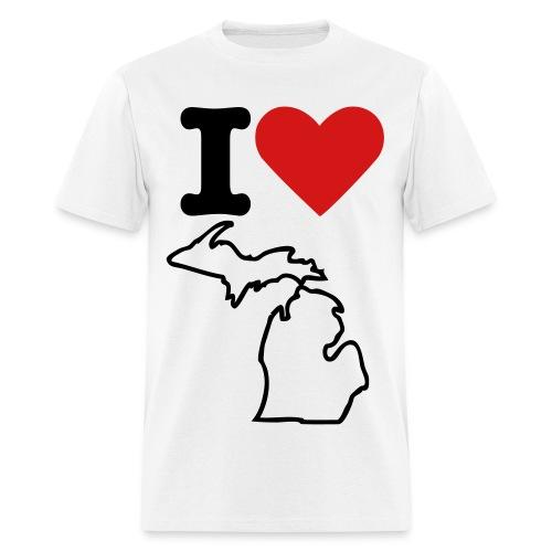 i mi - Men's T-Shirt