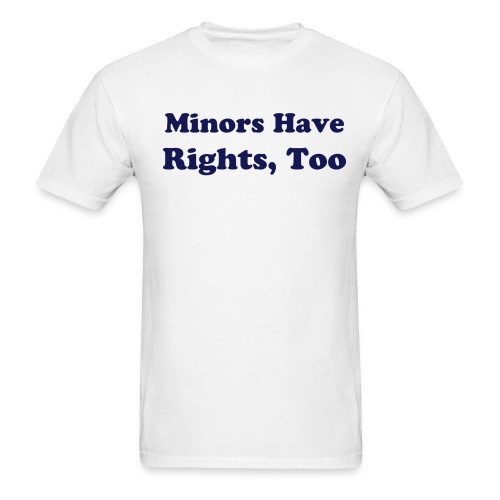 Minors Guy Tee - Men's T-Shirt