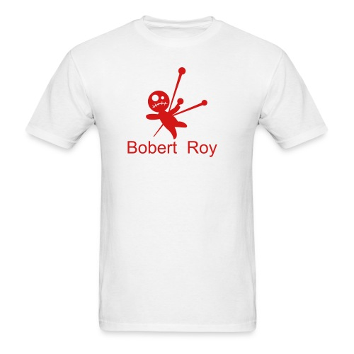 Bobert Roy Voodo Doll - Men's T-Shirt
