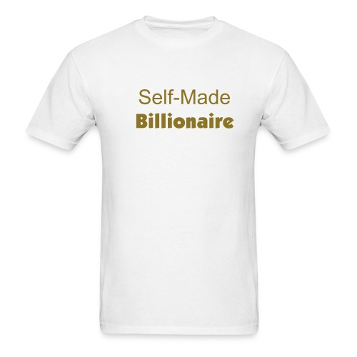 Men's Billionaire Tee Lightweight - Men's T-Shirt