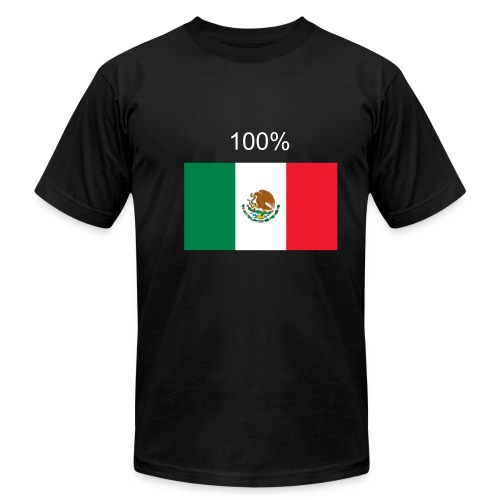 100% Mexicano - Men's Fine Jersey T-Shirt
