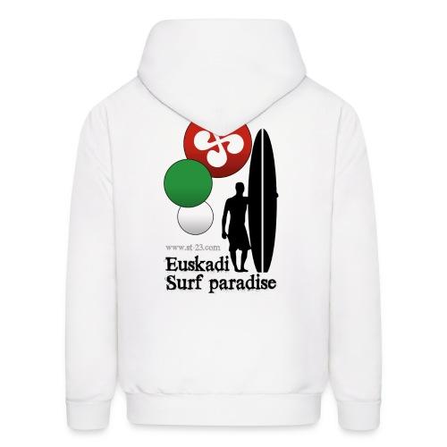 surf logo shirt - Men's Hoodie