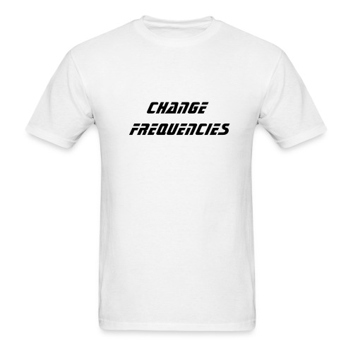 Change frequencies - Men's T-Shirt