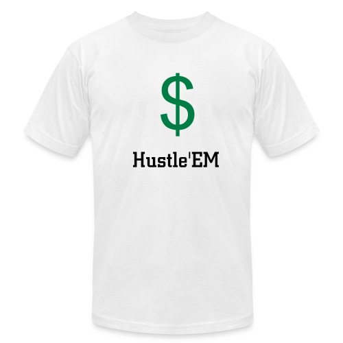 Hustle T-shirt - Men's  Jersey T-Shirt