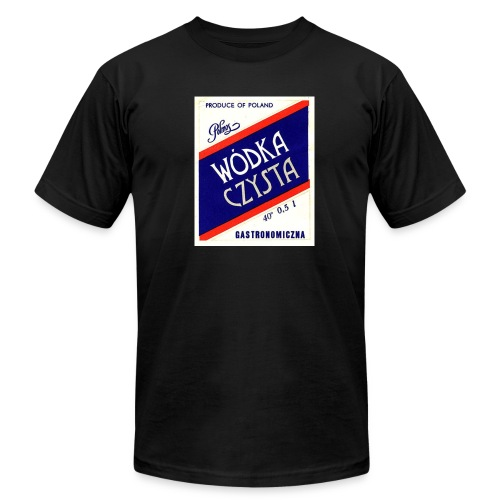 Vintage Vodkas Collection Tee - Czysta - Men's  Jersey T-Shirt