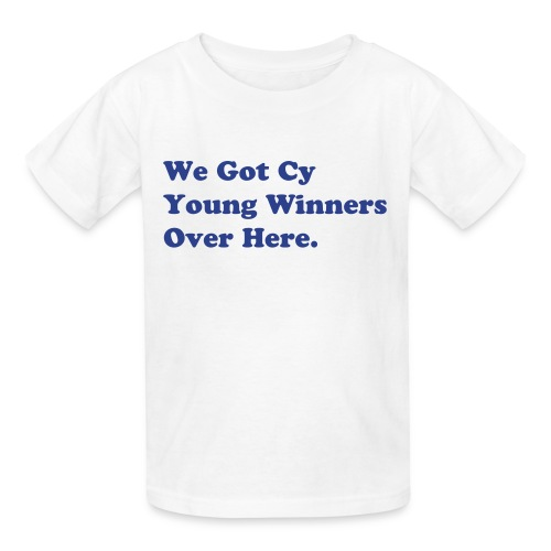 Child White/Blue - Kids' T-Shirt