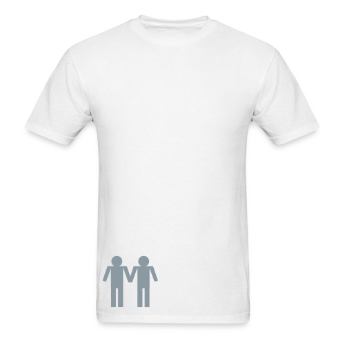 Deal with it. - Men's T-Shirt