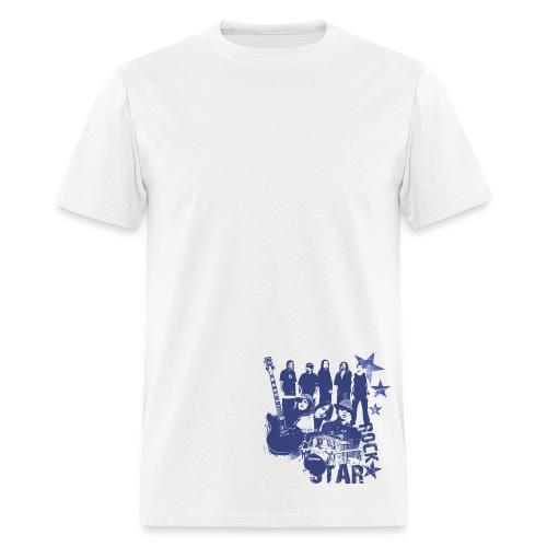 Rock Star. - Men's T-Shirt