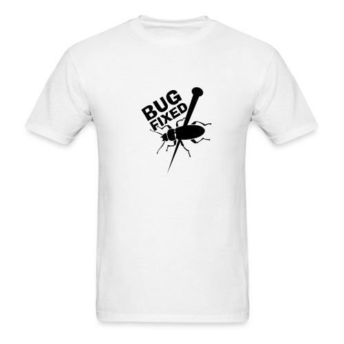 Bug Fixed Mens Tee - Men's T-Shirt